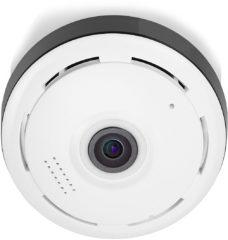 Witte Smartwares C360IP IP bewakingscamera – 360° zicht – 720P HD (C360IP) 10.049.10