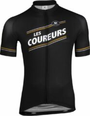 Gouden Vermarc Les Coureurs SP.L Aero Jersey Size M