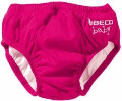 Zwemluier Beco Roze 12-18 mnd