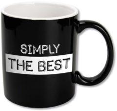 Witte Paper dreams Black&White Mugs - Simply-Black