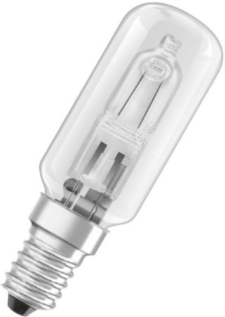 Afbeelding van Osram Halolux T halogeen lamp E14 60W warmwit 820 lm