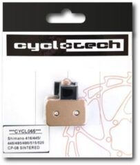 Cyclotech Components Prodisc Metal Remblokken voor o.a. Shimano SLX DEORE BR-M525