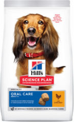 Hill's Science Plan - Canine Adult - Oral Care - Medium Chicken 12 kg