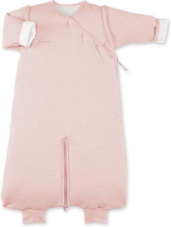 Afbeelding van Roze BEMINI Slaapzak MAGIC BAG® 3-9m oude roos Blush Pady Tetra Jersey