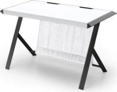 Schreibtisch weiss/ schwarz MCA-Furniture mcRacing