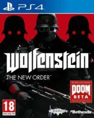 GAMEWORLD BV Wolfenstein: The New Order | PlayStation 4