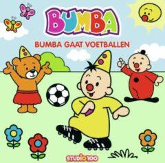 Studio 100 Leesboek Bumba Voetbal Junior 26 X 26 Cm Groen