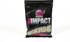 Mainline High Impact Boilie - Diamond Whites - 15mm - 1kg - Wit