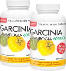 Natusor Duopakket Garcinia Cambogia 60%HCA (2 x 180 capsules)
