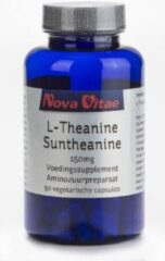 Nova Vitae L-theanine suntheanine 90 capsules