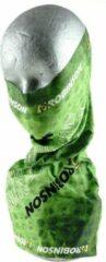 Mondkap - Shawl - Col - Antibacterieel effect - Robinson - Groen - Ook als mondkap te gebruiken