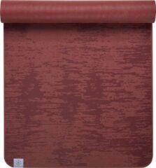 Gaiam - Insta Grip Sunset Yoga Mat - Rood - 173 X 61 X 0.6 Cm