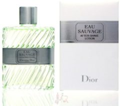 Christian Dior Eau Sauvage After Shave Lotion 200 ml