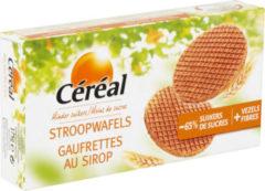 Cereal Stroopwafels - 3x 175 gr - Voordeelverpakking