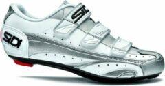 Sidi Scarpe Apo - Fietsschoenen - Zilver Wit - Maat 42