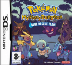 Nintendo Pokémon Mystery Dungeon, Blue Rescue Team NDS