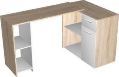 Schreibtisch Open HTI-Living Eiche Sonoma Nachbildung