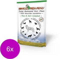 Farm Food Fresh Menu Pens&Hart - Hondenvoer - 6 x 300 g