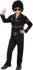 Michael Jackson™ shirt met vest effect voor jongens