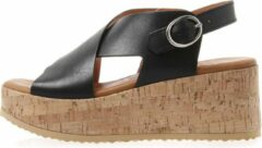 Sissel Raise - VIA VAI zwarte sandalen - maat 42