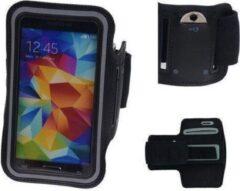 BestCases Galaxy J1 Zwart Sport Armband Neopreen