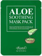 Benton Aloe Soothing Mask Pack 28 g (Set van 10 stuks)