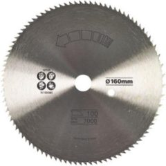 Stanley czb 160 x 16mm cv 100t