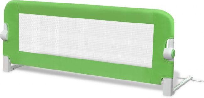 Afbeelding van Groene VidaXL Bedhekje peuter 102 x 42 cm groen