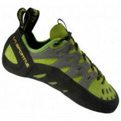 La Sportiva - Tarantulace - Klimschoenen maat 39, zwart/olijfgroen