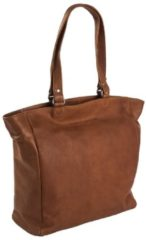 The Chesterfield Brand Berlin Shopper Large cognac