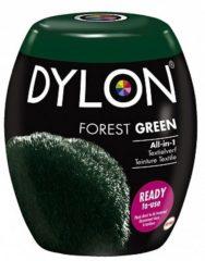 Groene Dylon Textielverf Voor De Wasmachine Forest Green