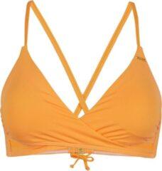 O'Neill - Women's PW Baay Top PE - Bikinitop maat 42, oranje