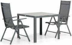Domani Furniture Domani Sortino/Varano 90 cm dining tuinset 3-delig
