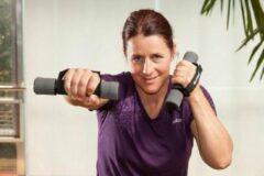 Antraciet-grijze Schildkröt Fitness Dumbbells - 2 x 1 kg - Gietijzer - Antraciet