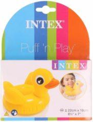 Intex Opblaas eendje 22 cm