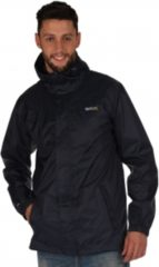 Marineblauwe Regatta Pack It Jacket II Regenjas Heren