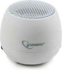 Gembird SPK-103-W draagbare luidspreker
