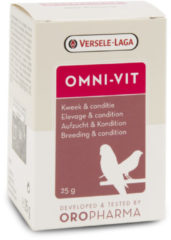 Versele-Laga Oropharma Omni-Vit Kweek & Conditie - Vogelsupplement - 25 g