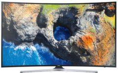Samsung MU6279-Serie LED Curved Fernseher (55 Zoll | 4K/Ultra HD | Smart TV | A) Samsung schwarz