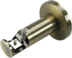 Liedeco Träger 6,5 cm für Gardinenstangen Blues, 20 mm, 1 Stück