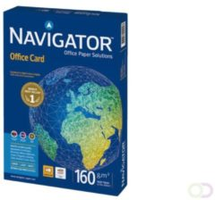 Navigator Office Card A4 160gr wit 250vel