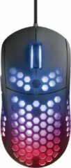 Zwarte Trust GXT 960 Graphin - Ultra Lichte Gaming Muis - RGB Verlichting