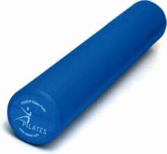 Sissel Pilates roller pro 100 cm blauw SIS-310.014
