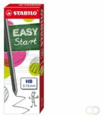 STABILO EASYergo potloodmine, 3,15 mm, doosje van 6 stuks