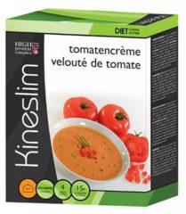 Soep tomatencreme van Kineslim : 4 stuks