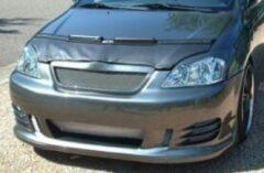 Universeel Motorkapsteenslaghoes Toyota Corolla E12 3/5 deurs 2002-2006 zwart