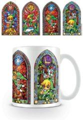 Nintendo PYRAMID The Legend Of Zelda kopje Multi kleuren, Wit Universeel 1 stuk(s)
