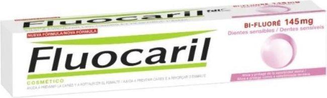 Afbeelding van Fluocaril Bi-fluora(c) Sensitive Teeth Toothpaste 75ml
