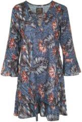 Sommerkleid MARIA GALANTE ANOKHI strelizia jeans