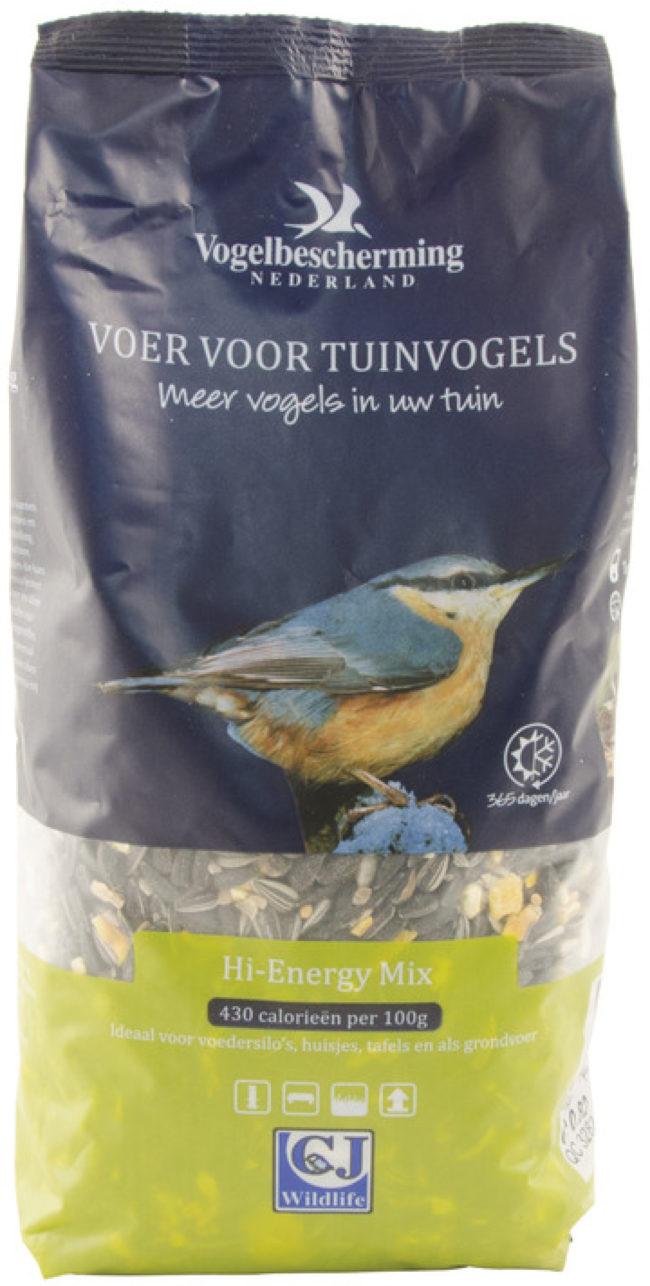 Afbeelding van Vogelbescherming Voedsel Hi-Energy Mix - Tuinvogelvoer - 1.75 l